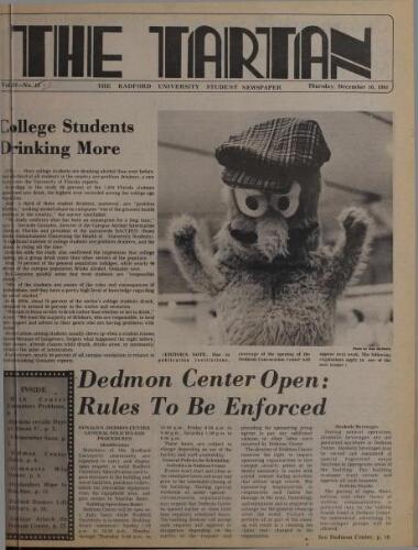 Tartan, 1981-12-10