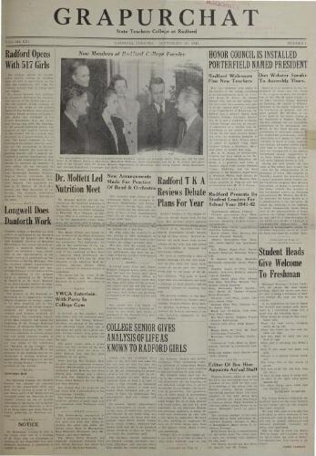 Grapurchat, September 30, 1941