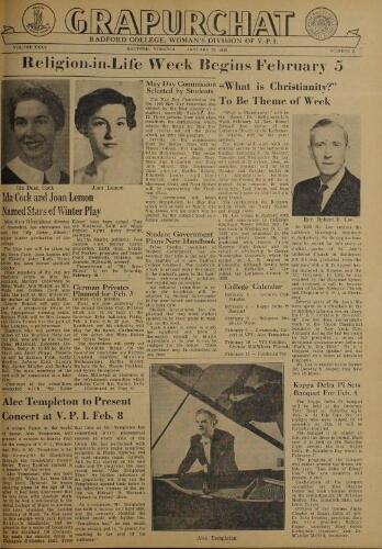 Grapurchat,January 26, 1956