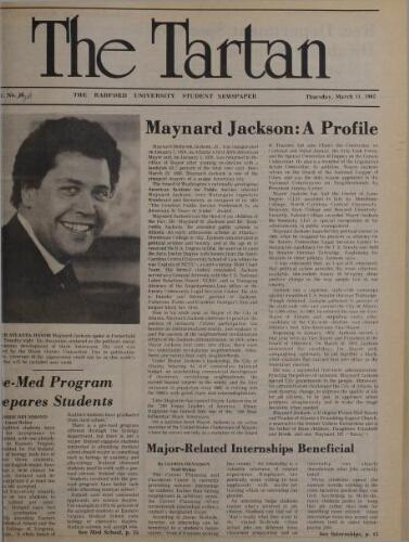 Tartan, 1982-03-11