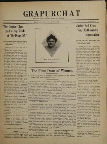 Grapurchat, May 19, 1921