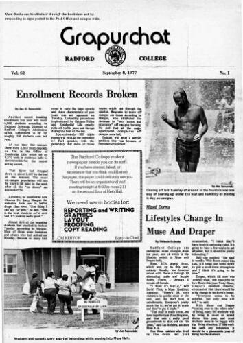 Grapurchat, September 8, 1977
