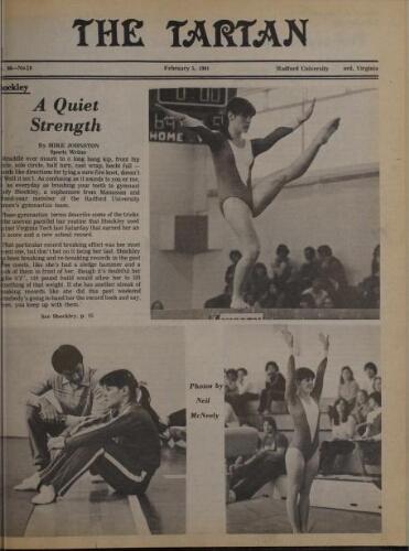 Tartan, 1981-02-05