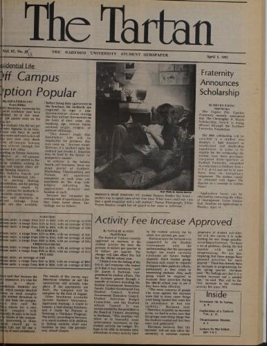 Tartan, 1982-04-01