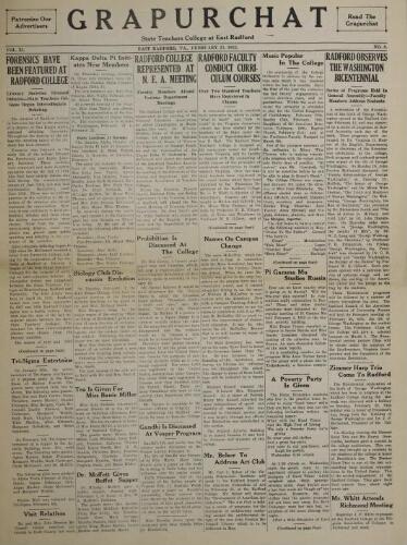 Grapurchat,  February 23, 1932